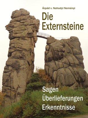 cover image of Die Externsteine