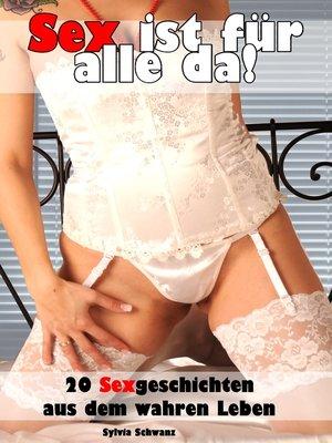 cover image of Sex ist für alle da