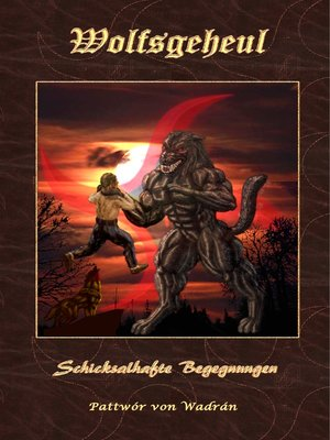cover image of Wolfsgeheul