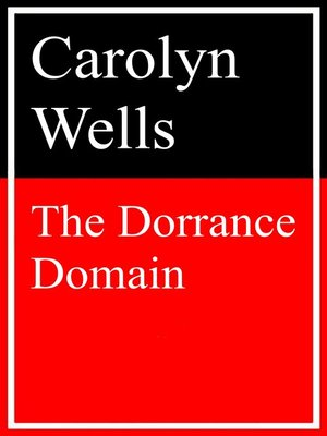cover image of The Dorrance Domain