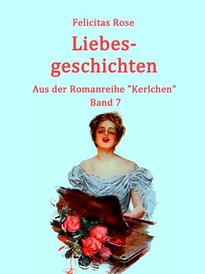 cover image of Liebesgeschichten
