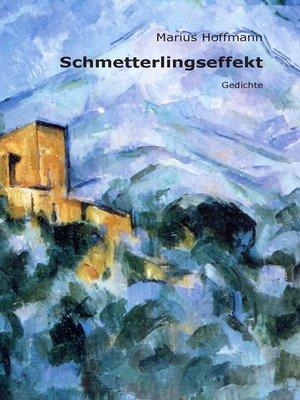 cover image of Schmetterlingseffekt