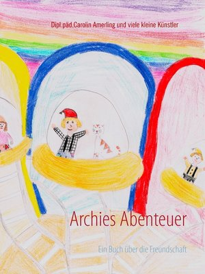cover image of Archies Abenteuer