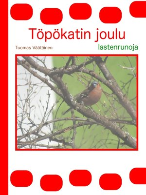 cover image of Töpökatin joulu