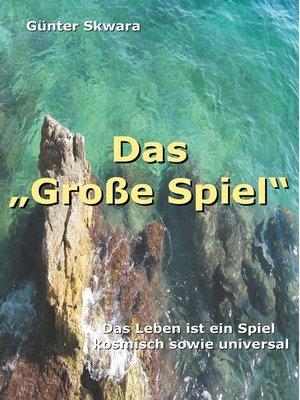 """cover image of Das """"Große Spiel"""""""