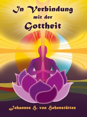 cover image of In Verbindung mit der Gottheit