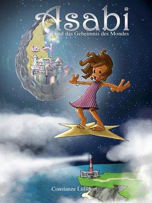 cover image of und das Geheimnis des Mondes