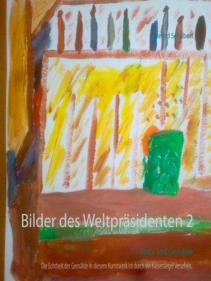cover image of Bilder des Weltpräsidenten 2