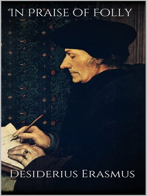 cover image of In Praise of Folly