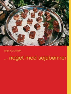 cover image of ... noget med sojabønner