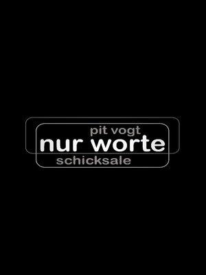 cover image of Nur Worte