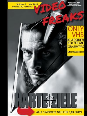 cover image of Video Freaks Volume 3