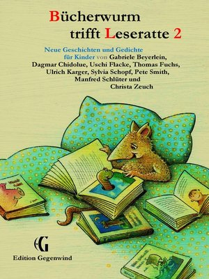 cover image of Bücherwurm trifft Leseratte 2