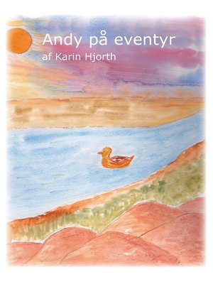 cover image of Andy på eventyr