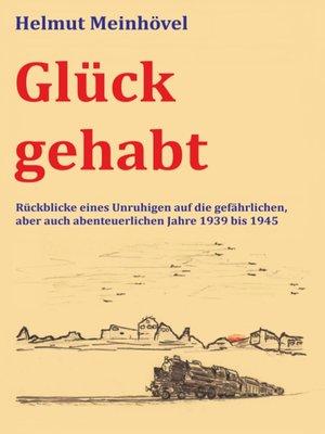 cover image of Glück gehabt
