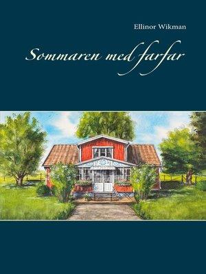 cover image of Sommaren med farfar