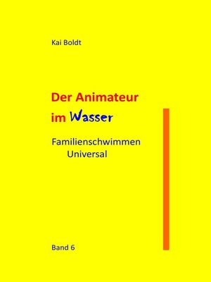cover image of Familienschwimmen Universal