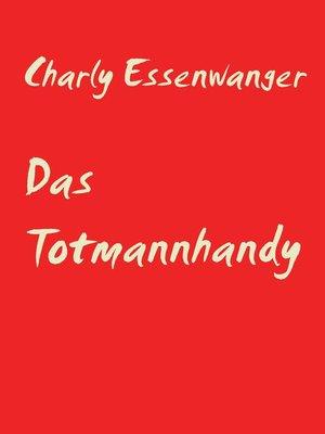 cover image of Das Totmannhandy
