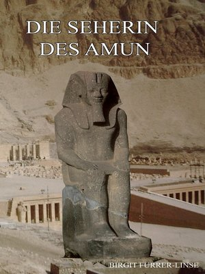 cover image of Die Seherin des Amun