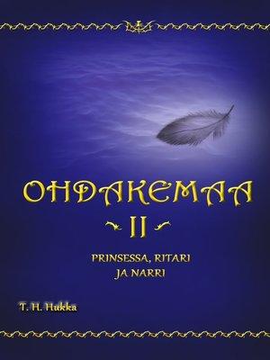 cover image of Ohdakemaa 2