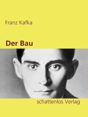 cover image of Der Bau