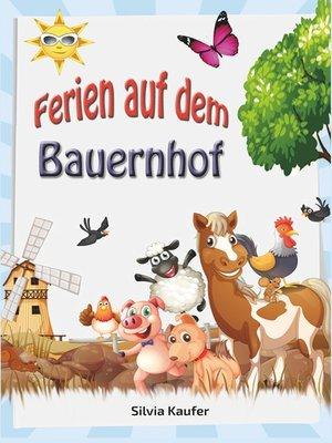 cover image of Ferien auf dem Bauernhof