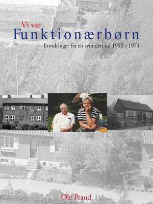 cover image of Vi var Funktionærbørn