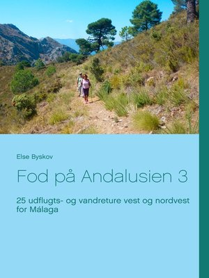 cover image of Fod på Andalusien 3