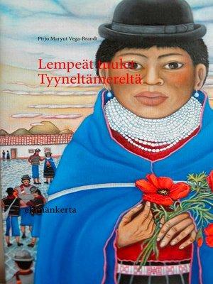 cover image of Lempeät tuulet Tyyneltämereltä