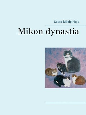 cover image of Mikon dynastia