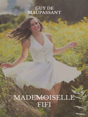 cover image of Mademoiselle Fifi