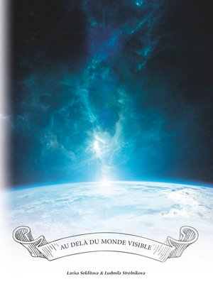 cover image of Au delà du monde visible