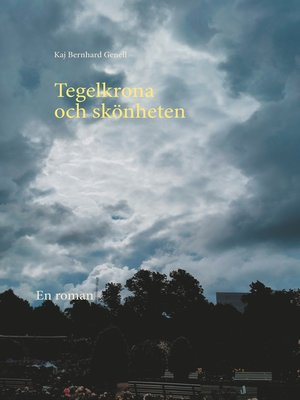 cover image of Tegelkrona och skönheten