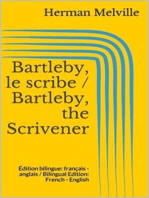 bartleby essay