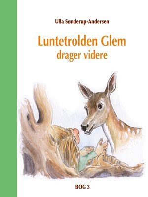 cover image of Luntetrolden Glem drager videre