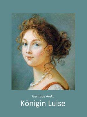 cover image of Königin Luise