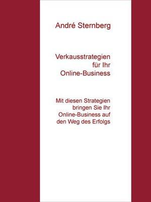 cover image of Verkausstrategien für Ihr Online-Business