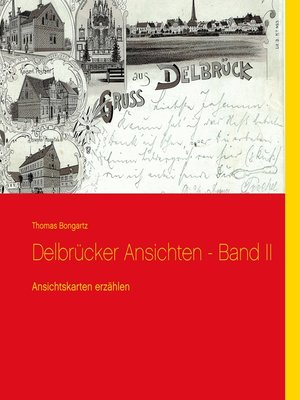cover image of Delbrücker Ansichten--Band II