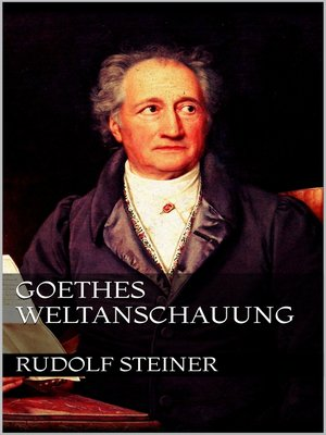cover image of Goethes Weltanschauung