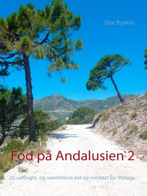 cover image of Fod på Andalusien 2