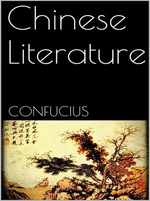 cover image of Chinese Literature