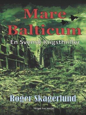 cover image of En svensk krigsthriller