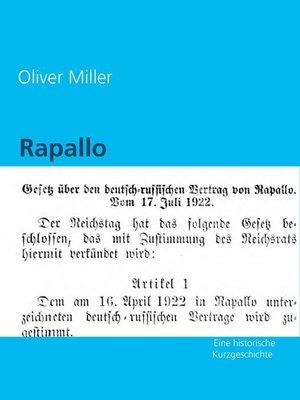 cover image of Rapallo