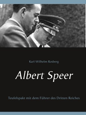 cover image of Albert Speer