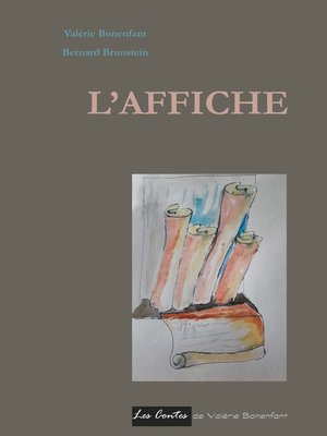 cover image of L'affiche