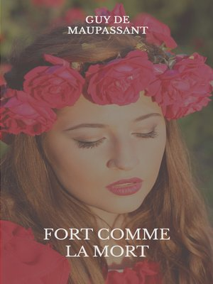 cover image of Fort comme la mort
