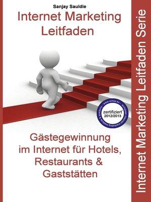cover image of Internet Marketing Gastgewerbe--Gästegewinnung im Internet