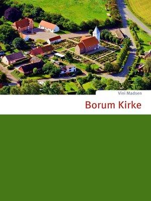 cover image of Borum Kirke