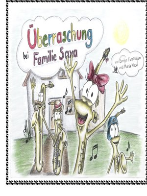 cover image of Überraschung bei Familie Saxa