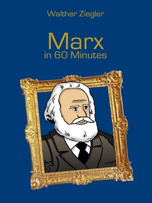 cover image of Marx in 60 Minutes